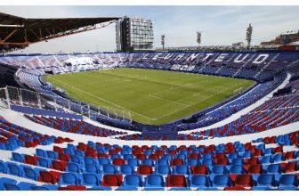 La Liga se hraje i v týdnu: Levante – Leganes