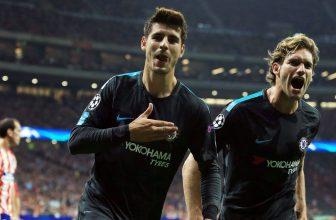 Atletico jede v úterý zachránit Ligu mistrů na Stamford Bridge k Chelsea