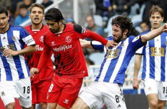 O poháry bojující Sevilla zkusí urvat cenné tři body v San Sebastianu
