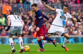 Barcelona - Deportivo La Coruňa
