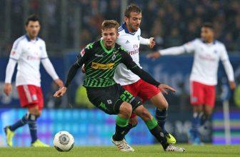 Borussia Monchegladbach - Hamburk