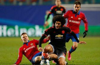 Liga mistrů: United si doma pojistí postup proti CSKA