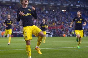 Druhé Atletico Madrid nic jiného než tři body od Espanyolu nebere