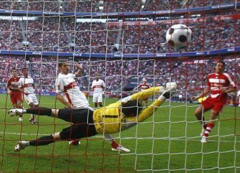 Stuttgart - Bayern Mnichov