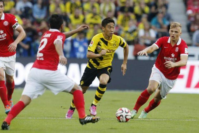 Mohuč - Borussia Dortmund