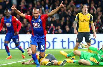 Menší londýnské derby na Crystal Palace, kam přijede Arsenal