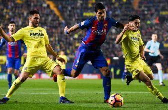 První Barca jede na nebezpečnou půdu do Villarrealu