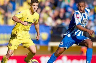 Šestý Villarreal se doma utká se sedmnáctým Deportivem