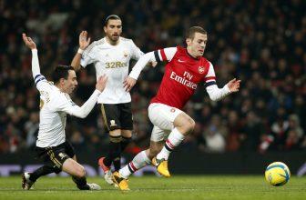 Poslední Swansea zkusí v úterý obrat mdlý Arsenal