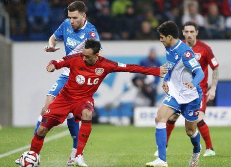 Hoffenheim-Leverkusen: Jak tipovat na souboj o poháry?