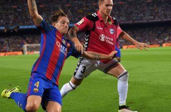 První Barcelona je v duelu s Alavesem obrovským favoritem