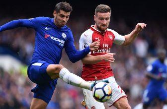Velké londýnské derby mezi Gunners a Blues, tentokrát v ligovém poháru
