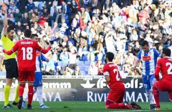Šestá Sevilla jede získat všechny tři body na půdu Espanyolu
