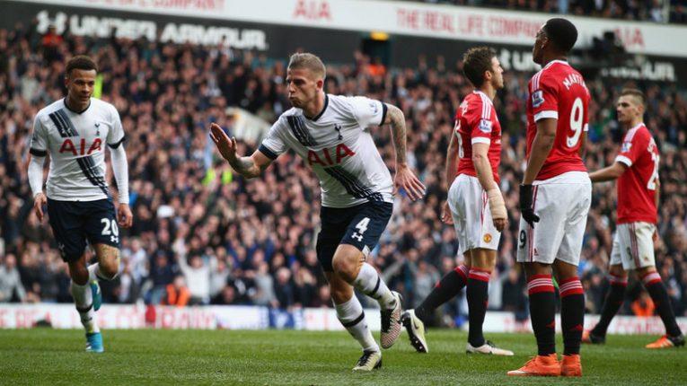 Tottenham Hotspur - Manchester United