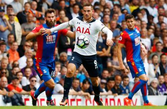 Malé londýnské derby mezi Crystal Palace a Tottenham Hotspur