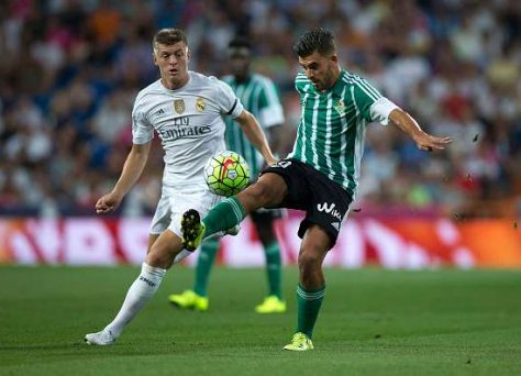 Real Betis Sevilla - Real Madrid