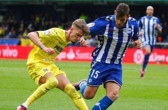 Pátý Villarreal musí získat body proti šestnáctému Alavesu