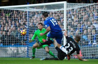 Chelsea tápe, jak zahraje v pondělí proti WBA?