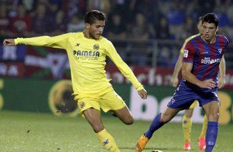 Souboj dvou týmů z vrchní poloviny tabulky La Ligy: Eibar – Villarreal