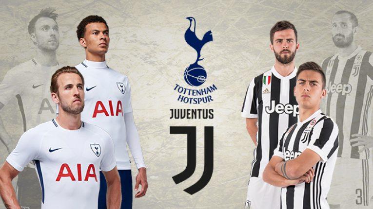 Juventus - Tottenham Hotspur