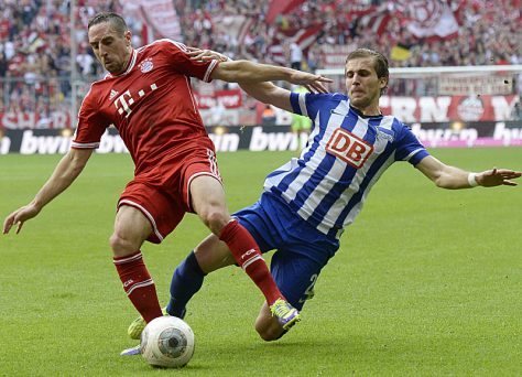 Bayern vs Hertha: Dojde na 3. remízu v řadě?
