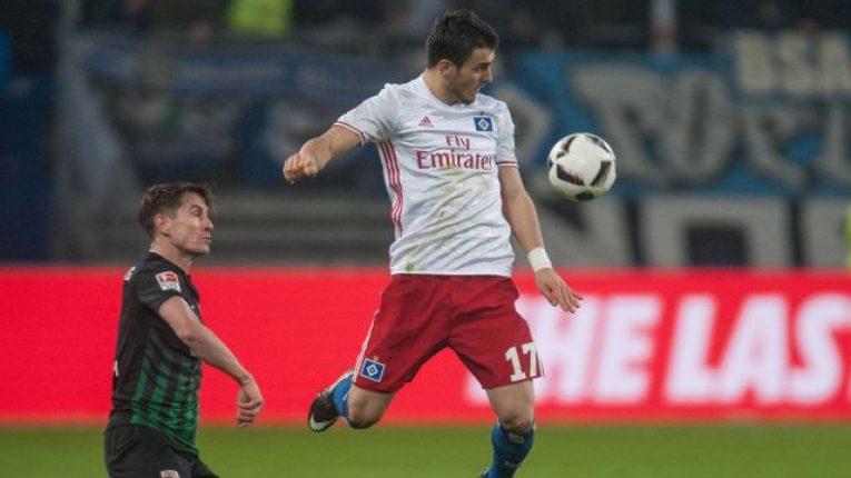21. kolo Bundesligy uzavře duel Hamburk-Hannover