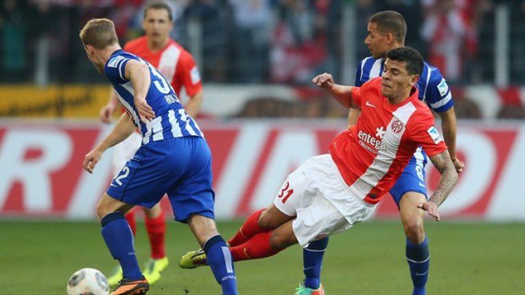 23. kolo Bundesligy odstartuje duel Hertha vs Mainz