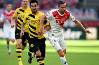 21. kolo Bundesligy startuje duelem Kolín-Dortmund