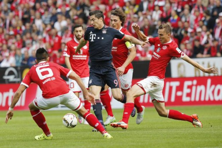 Mainz-Bayern: Připíše si lídr Bundesligy další skalp?