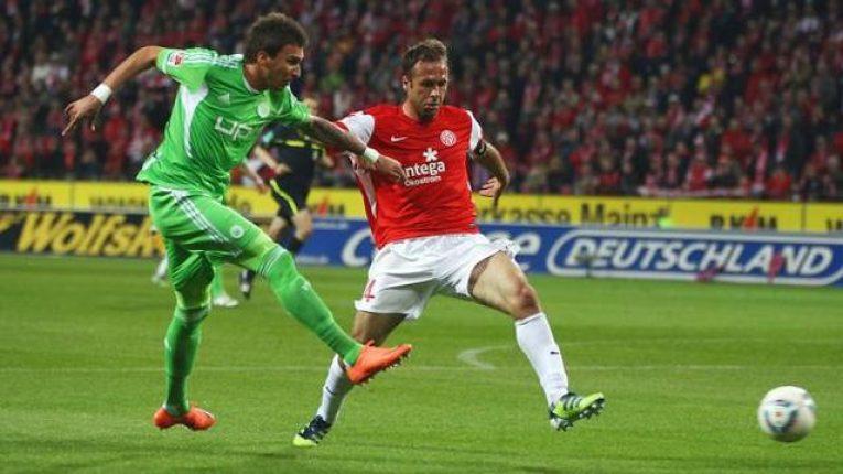 24. kolo Bundesligy odstartuje duel Mainz vs Wolfsburg