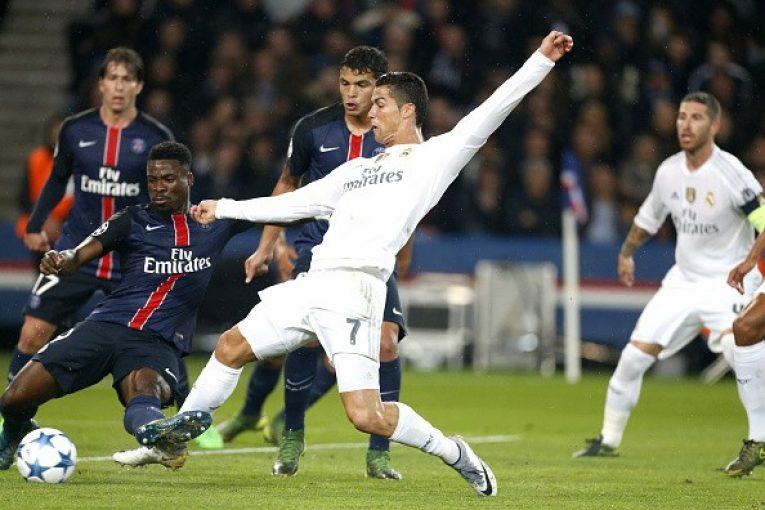 Real Madrid - Paris Saint Germain