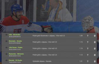 Tiket na Korejský hokej s vysokou důvěrou – platnost dnes 20.2.