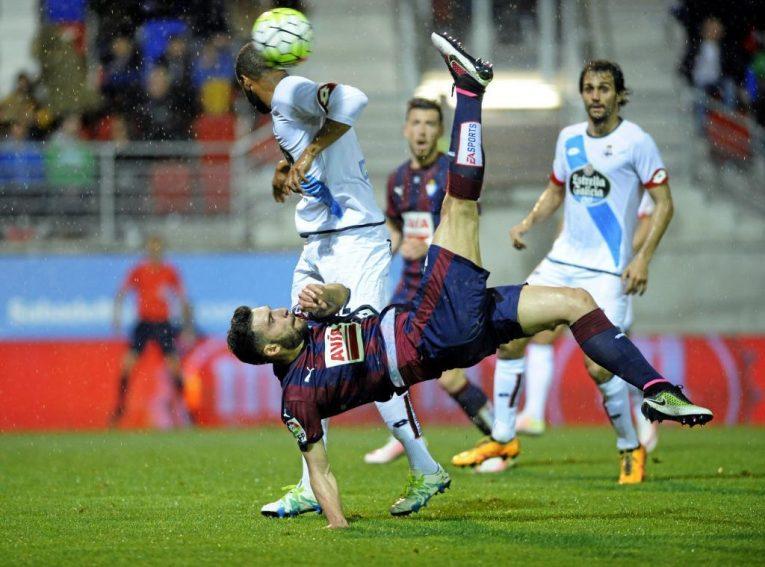 Girona - Deportivo La Coruňa