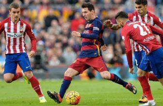 Velká bitva prvních dvou týmů La Ligy: Barcelona – Atletico Madrid