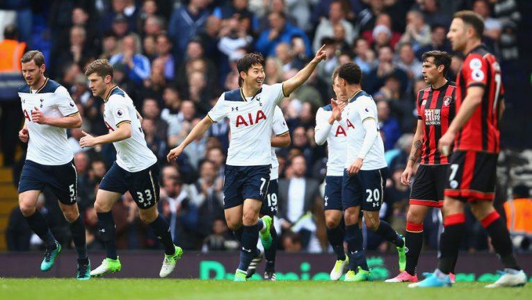 Bournemouth - Tottenham Hotspur