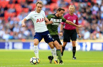 Ve Wembley se chystá velké střetnutí – Tottenham chce vyřadit Juventus