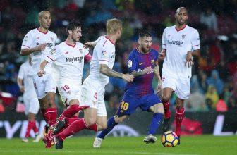 Šestá Sevilla má před sebou těžký úkol v podobě první Barcelony