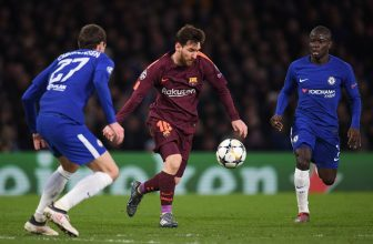 Barcelona bude na Camp Nou hájit výsledek ze Stamford Bridge