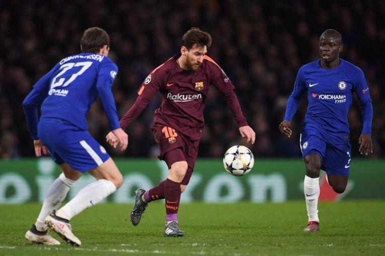 Barcelona - Chelsea