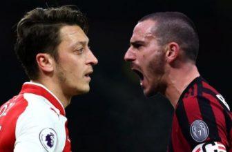 Arsenal bude v Evropské lize hájit náskok na AC Milán