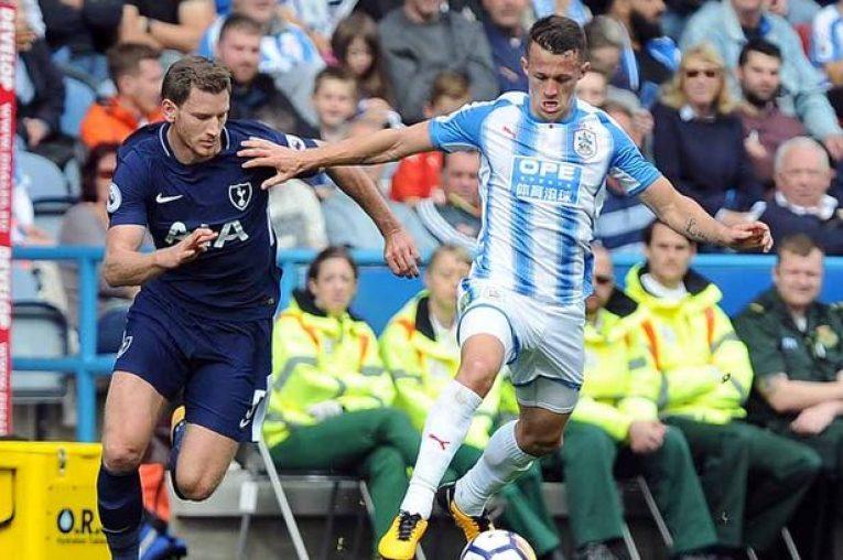 Tottenham Hotspur - Huddersfield
