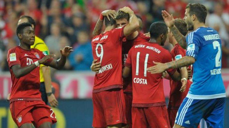 Bayern vs Hamburk: Vyšlápnou si Mnichovští na HSV po osmé v řadě?