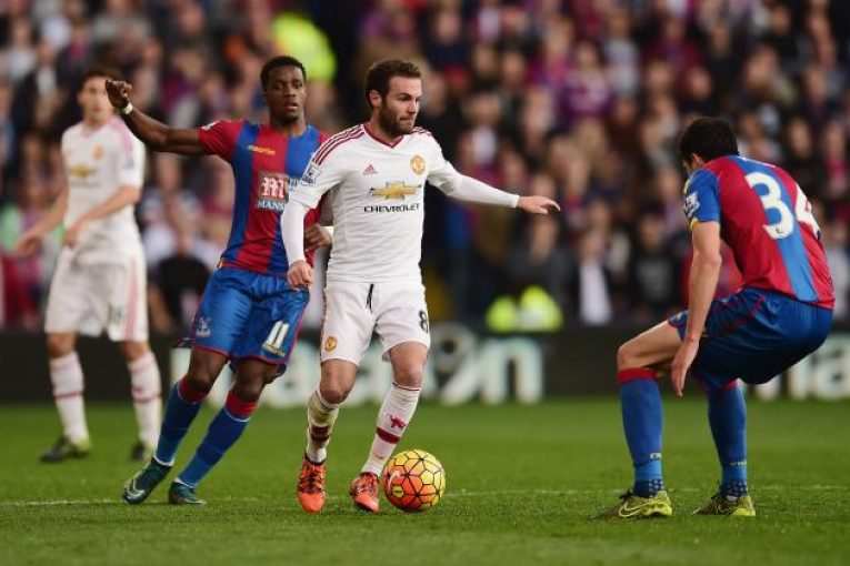Crystal Palace - Manchester United