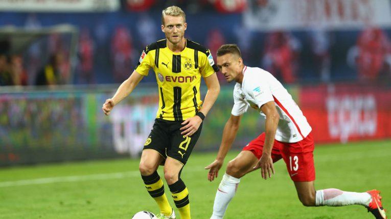 Lipsko vs Dortmund: Borussia si to rozdál s Red Bullem o 2. místo