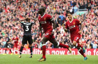Liverpool jede po pauze na Crystal Palace