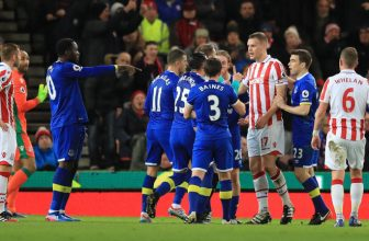 Stoke City - Everton