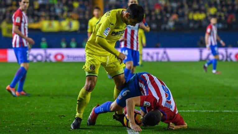 Villarreal - Atletico Madrid