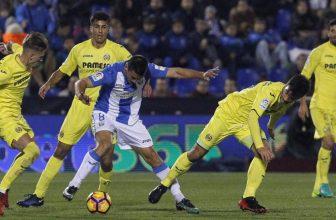 Villarreal a Leganes netradičně v úterním programu La Ligy