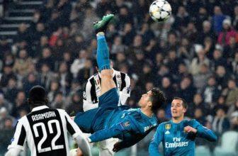 Juventus se jede na San Bernabeu pokusit o zázrak, na Real ztrácí tři góly