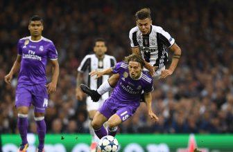Souboj superklubů v Lize mistrů: Juventus doma s Realem Madrid